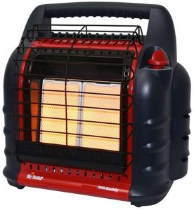 Heater Big Buddy F274830 Portable Propane Heater
