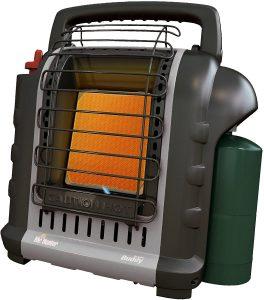 Heater F232017 Buddy Grey Indoor Radiant Heater