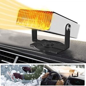 Ouriky Adjustable Car Cooler and Heater