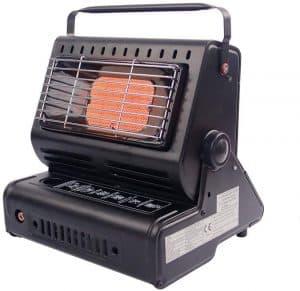 Porlae Indoor-Outdoor Butane Heater