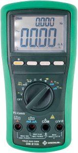 Greenlee DM-810A Multimeter