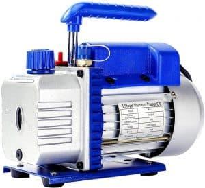 PBautos 1 3HP 4.5CFM Vacuum Pump