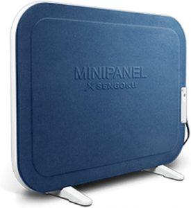 Sengoku 150w Under Desk Mini Panel Electric Space Heater