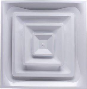 "Accord Ventilation Ceiling Diffuser 24"" x 24"""