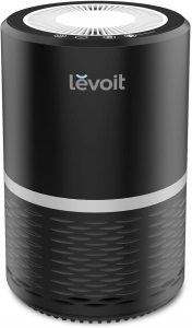 Best Overall LEVOIT H132 Air purifier for Vaping