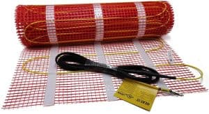 HeatIt 70 Square Foot Self-Adhesive Radiant Heating System