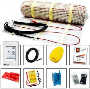 Heatwave 40 Square Foot Heating System