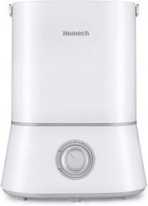 Homech Ultrasonic Cool Mist Humidifier