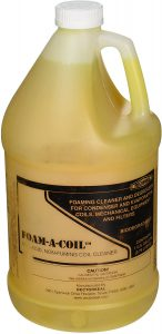 Rectorseal Foaming Coil Cleanser