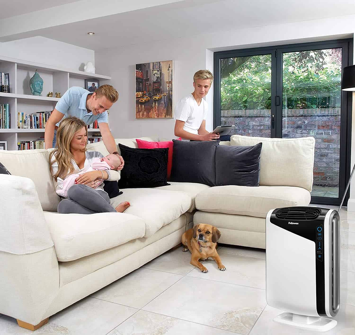 Top 8 Best Air Purifiers For Basements Reviewed