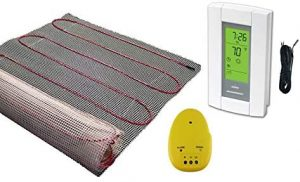 Warming Systems Radiant Floor Heating Mat