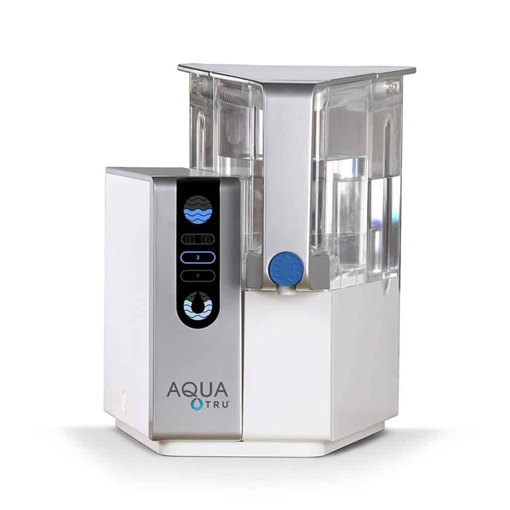 AquaTru Countertop Water Filtration Purification System