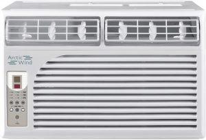 Arctic Wind 6,000 BTU Window Air Conditioner
