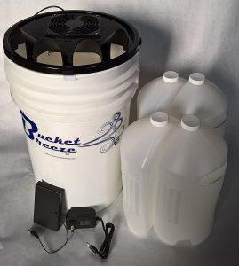 Bucket Breeze Portable AC