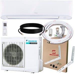 Daikin 17 Series 18,000 BTU Ductless Mini Split Air Conditioner