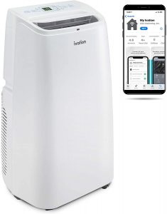Ivation 12,000 BTU Portable Air Conditioner with Wi-Fi