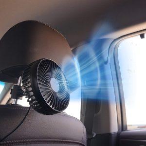 KMMOTORS Kooling Car Fan
