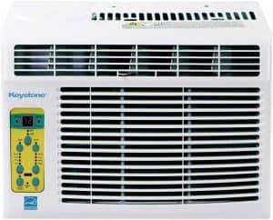 Keystone 6,000 BTU Energy Star Window Air Conditioner