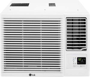 LG 8,000 BTU Window Air Conditioner with Heat