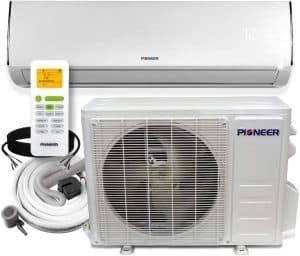 Pioneer Diamante Series 24,000 BTU Mini Split Air Conditioner
