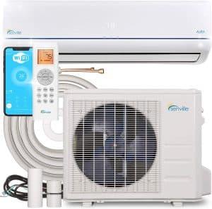 Senville Aura 24,000 BTU Mini Split Air Conditioner