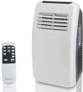 SereneLife Portable Electric Air Conditioner Unit - 900W 8000 BTU