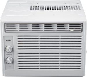 Whirlpool 5,000 BTU Window Air Conditioner