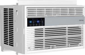 hOmeLabs 6,000 BTU Wi-Fi Window Air Conditioner