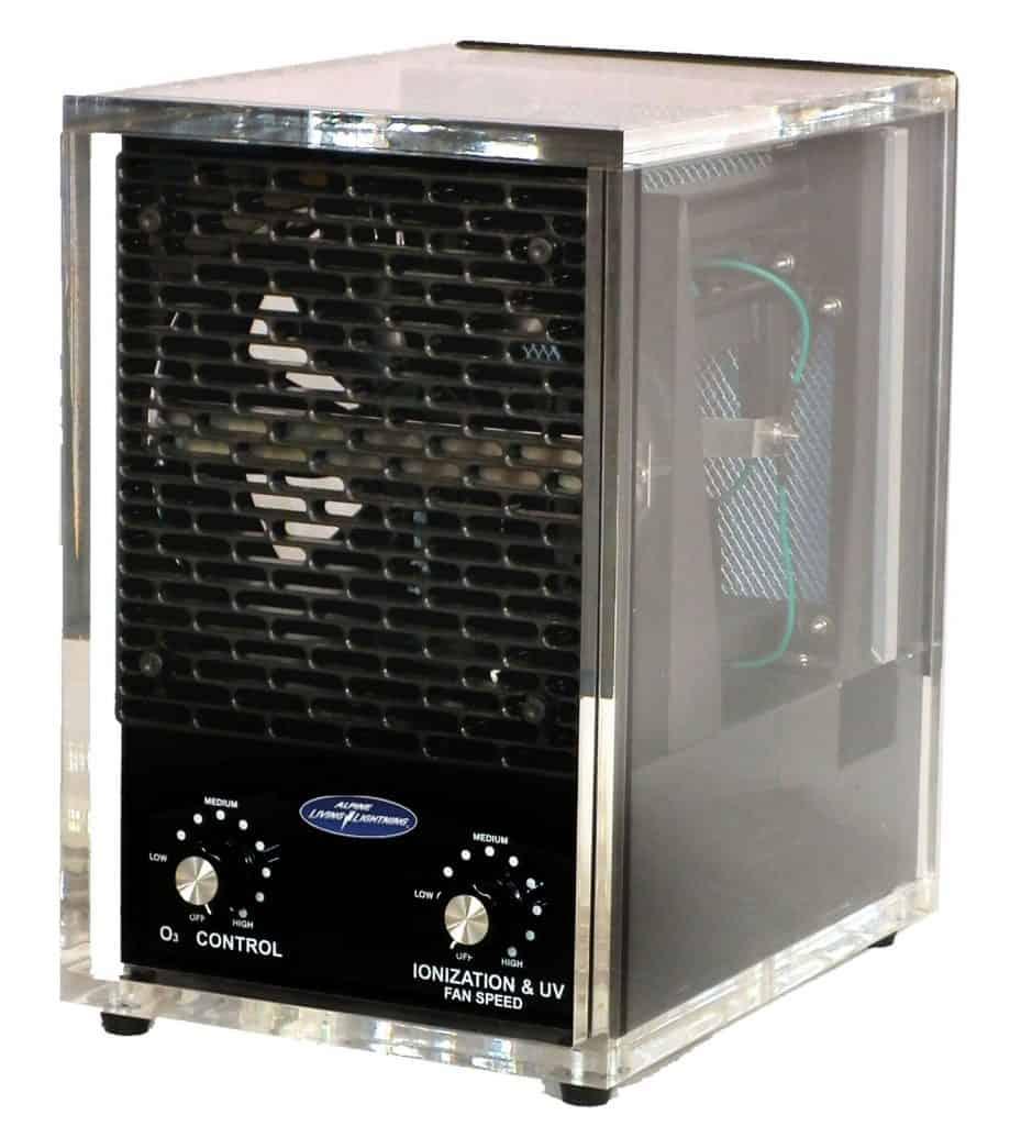 Alpine Air Silent Thunder LA-2400 v.2.0 Air Purifier